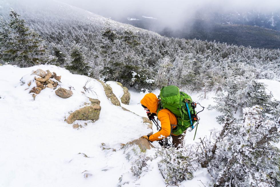 Alexis climb lincoln (1 of 1)