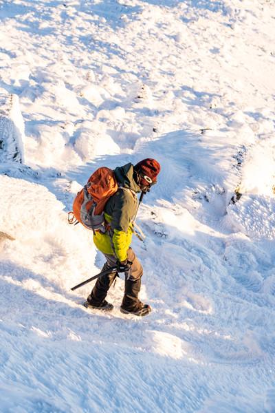 Mount Adams Descent