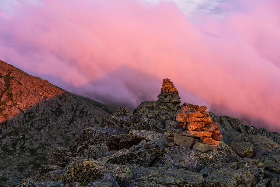 Mount Madison Shadow, White Mountains, NH