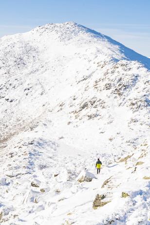 Mount Madison Descent