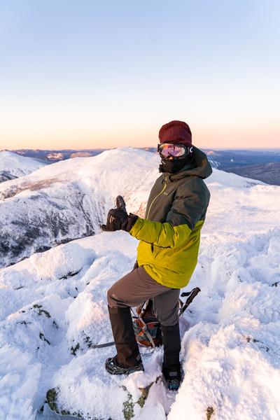 Mount Adams Summit