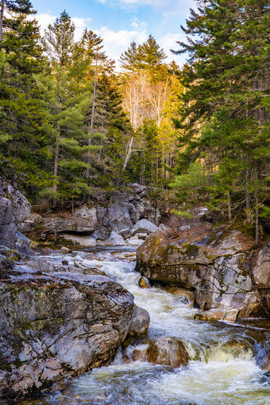 Ammonoosuc River, White Mountains, NH