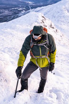 Mount Adams Ascent