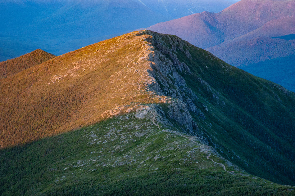 Bondcliff at Sunrise, White Mountains