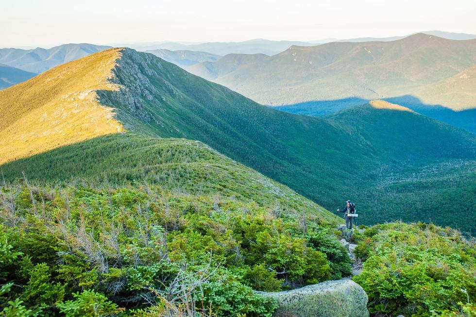 Bondcliff Dreams, White Mountains, NH