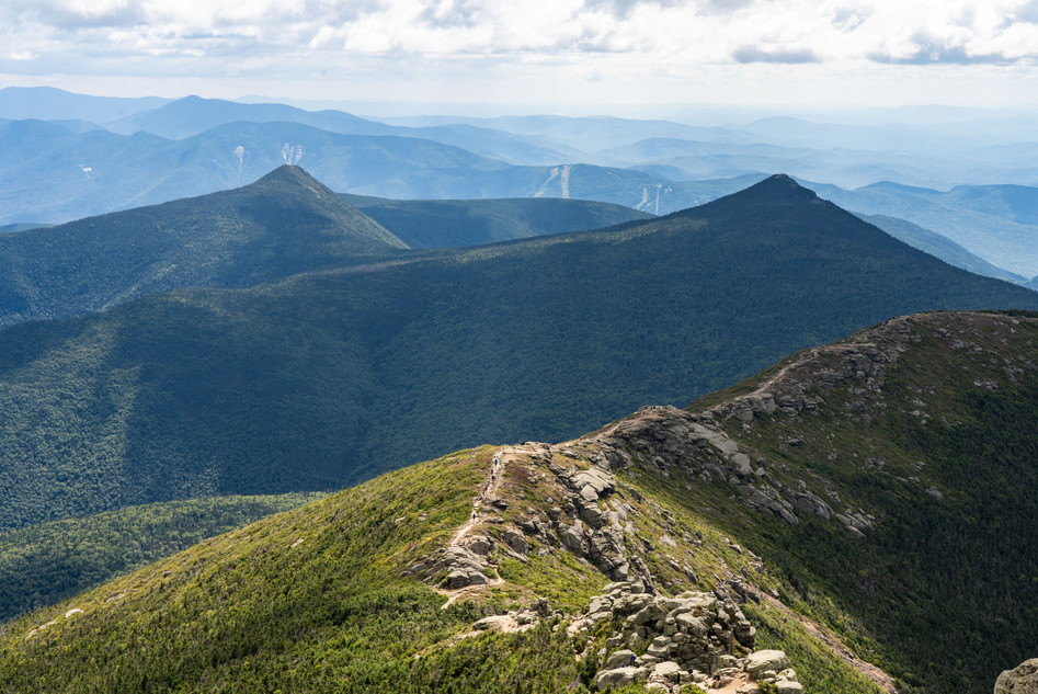 Franconia Ridge, White Mountains, NH