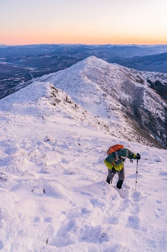Bucket List Climb, Mount Adams, White Mountains, NH
