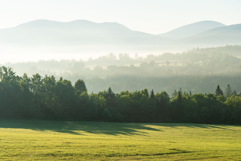 Kilkenny Sunrise, White Mountains, NH