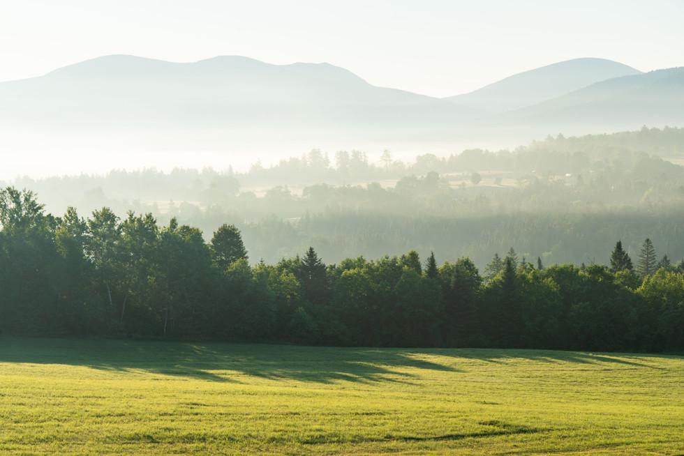 Kilkenny Sunrise, White Mountains, NH