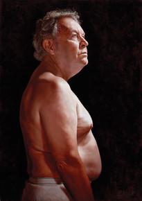 Portrait of Robin Eley snr