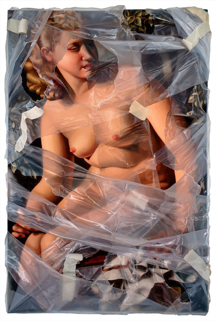 Suzanne Bathing (wrapped)