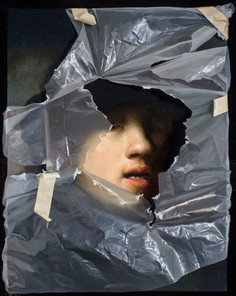 Rembrandt van Rijn (wrapped)