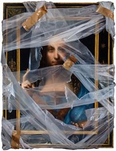 Salvator Mundi (wrapped)