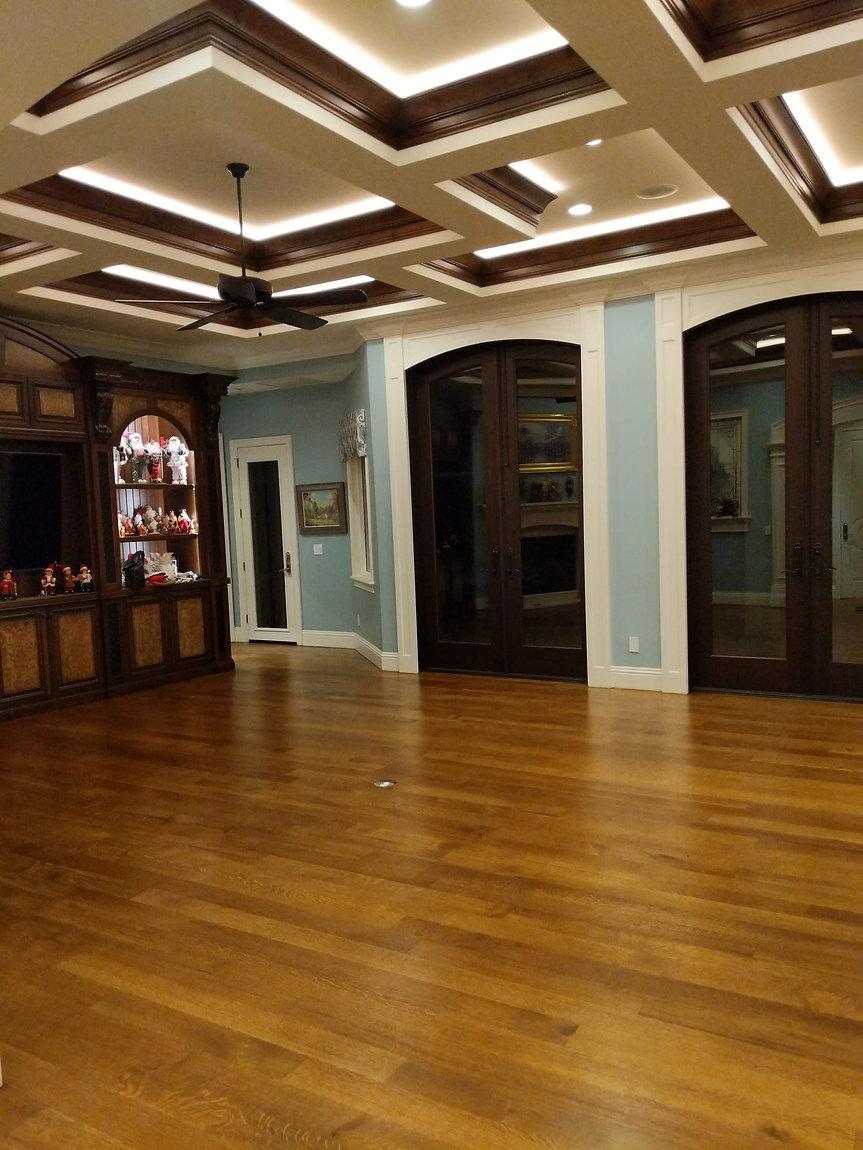 Hardwood Floor Refinishing Orlando Florida Heffernan