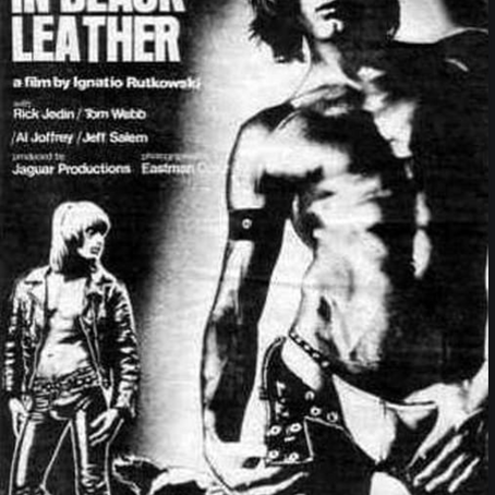 """""""Nights In Black Leather"""" Adult Film Review"""