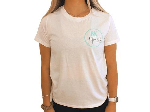 BKF t-shirt  white