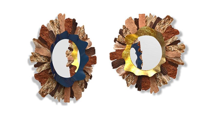 variações espelho decoração MIRAGGE mirror decoration