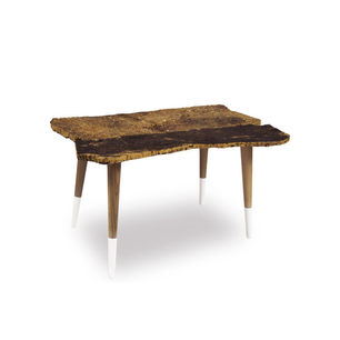 mesa de café UNIONE coffee table in corkwood