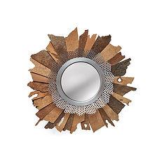 pure cork mirror decoration MIRAGGE espelho decoração em cortiça pura