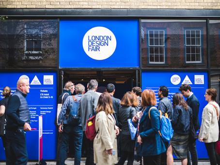 5 Tendências do London Design Festival 2018