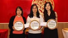DYNASTY RESTAURANT HOSTS PRIZE PRESENTATION FOR CULINARY JOURNEY WITH MARTIN YAN