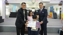 Dynasty Restaurant donates to SMARTER Brunei