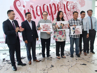 "HORIZONS RESTAURANT HOSTS PRIZE PRESENTATION FOR SINGAPORE FOOD FESTIVAL ""DINE & WIN"""