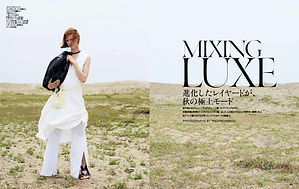 L'OFFICIEL No09_Mode_Mixing LUXE