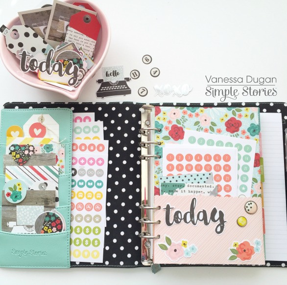 Life In Color Collection For  Your Planner