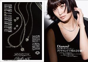 Gem Premium 2014_ダイヤモンドの煌めき