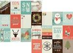 Winter Wonderland 3x4 Journaling Elements