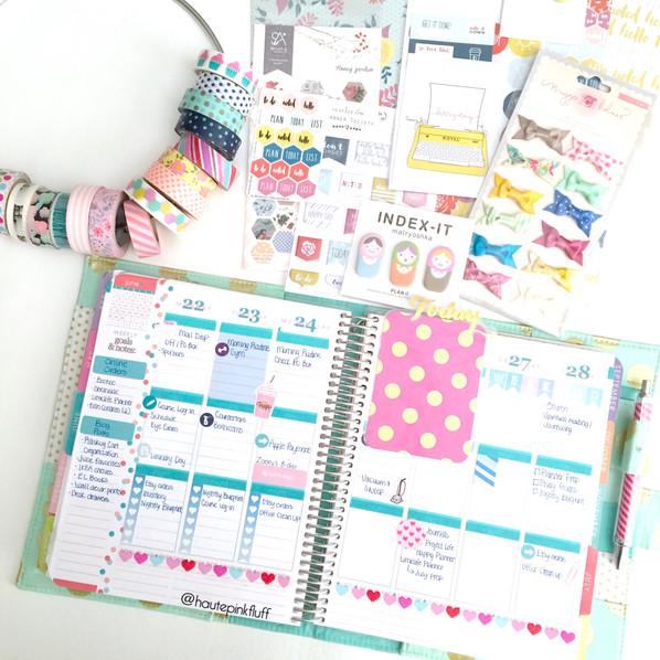The Planner Society June Kit