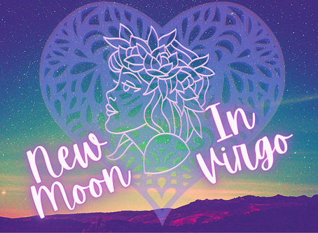 Your Twin Flame Union Energy Reading for the Virgo New Moon September 17th, 2020