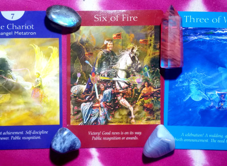 Romance Oracle Card Reading for Twin Flames: Week of August 27th, 2017