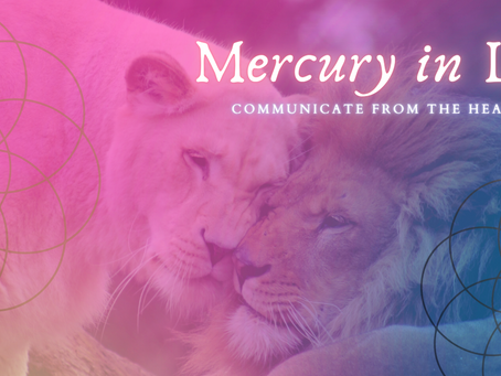 Twin Flame Communication 💘📞 Mercury in Leo ☿️♌ Reading ~ Be Spontaneous