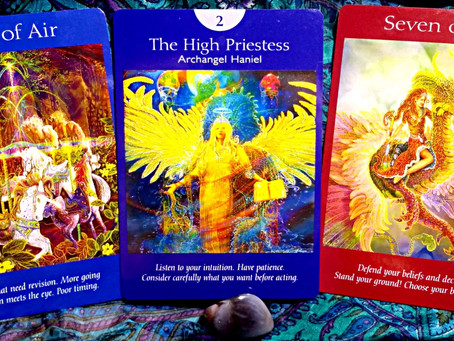 PISCES FULL MOON ~ TWIN FLAME Romance Astrology & Oracle Card Reading Week of September 4th, 201
