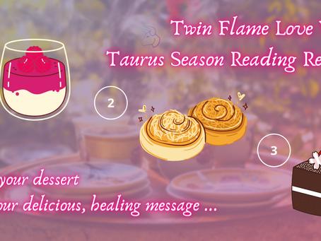 💓Twin Flame Love & Purpose Reading: Taurus Season Vibes ♉🔮