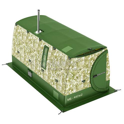 Portable Double-Layered Mobile Sauna Tent Mobiba MB-442