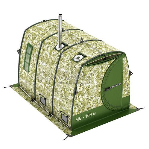 Mobiba Portable Mobile Sauna Tent MB-103 (4-6 pers.)