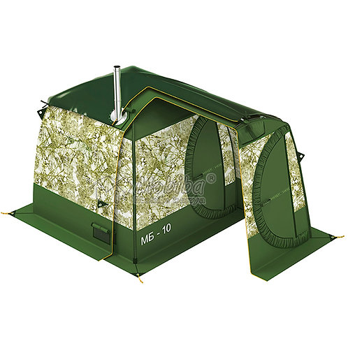 Spark-Proof Cape for Additional Tent for MB-10