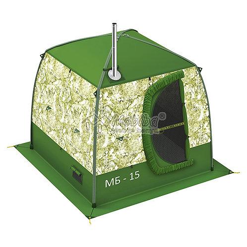 Portable Mobile Sauna Tent Mobiba MB-15 (4-5 pers.)
