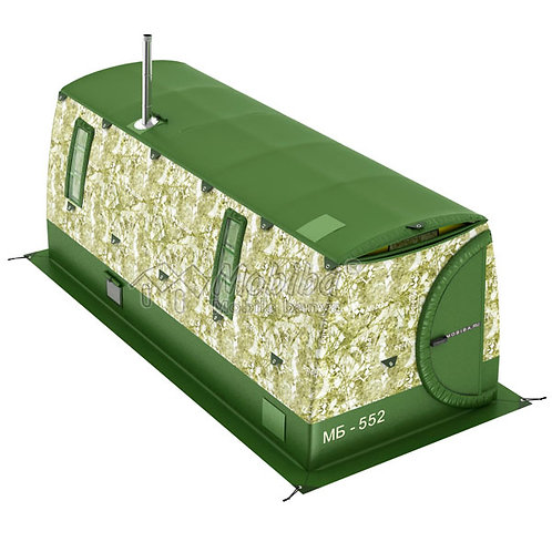 Mobiba Portable Double-Layered Mobile Sauna Tent MB-552
