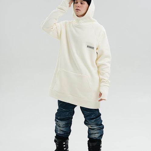 Snowboard Hoodie Pow