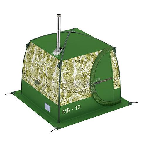 Portable Mobile Sauna Tent Mobiba MB-10A (3-4 pers.)