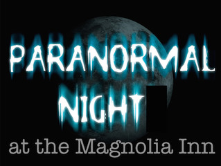At Haunted Night at the Magnolia Inn