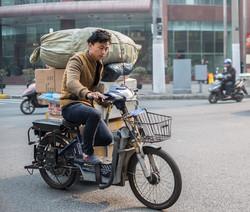China's main transportation