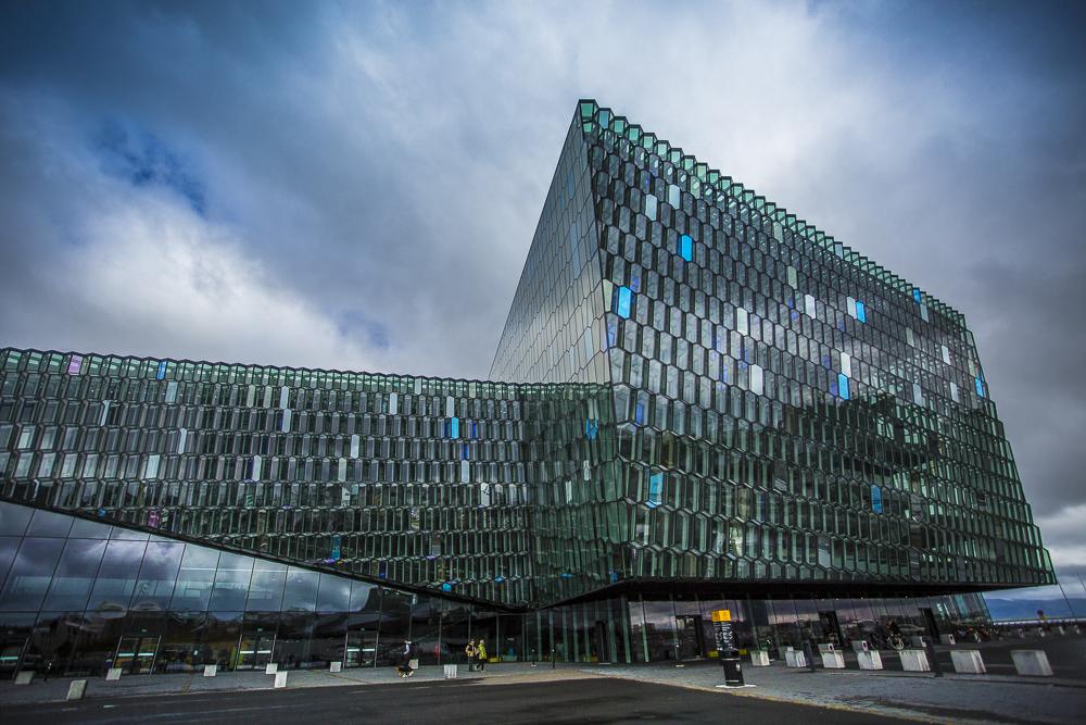 Harpa - Reykjavik Concert Hall