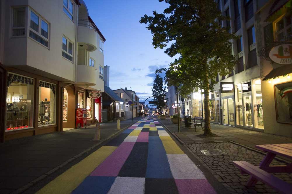 Colorful Reykjavik 101