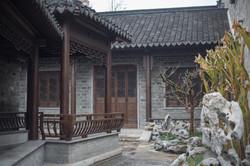 Typical Chinese Neighborhood