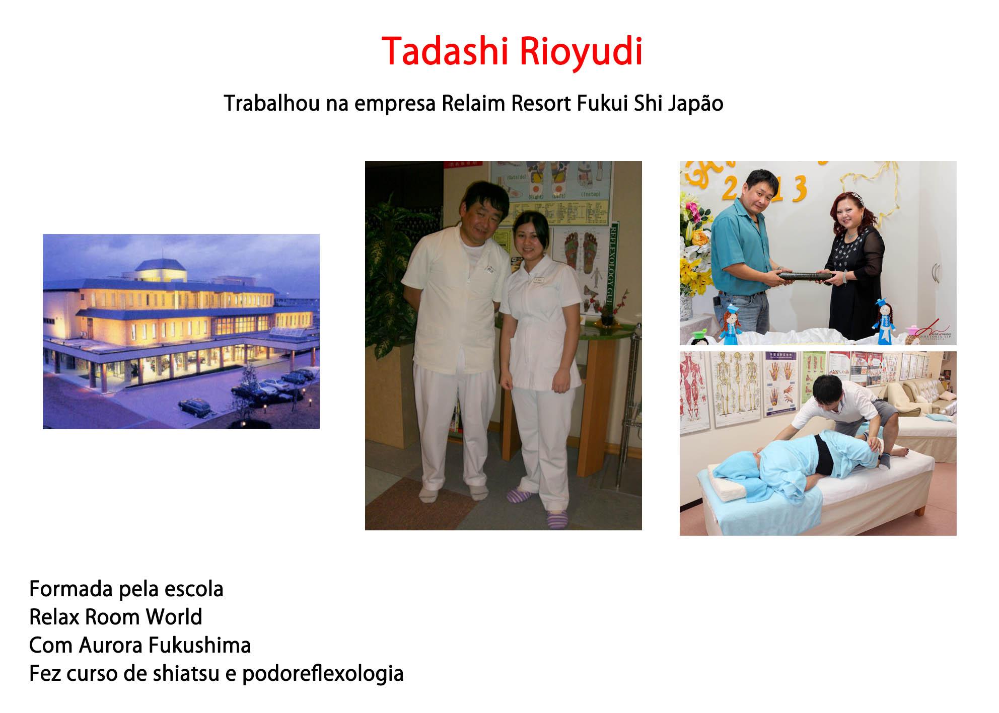 Tadashi Royudi